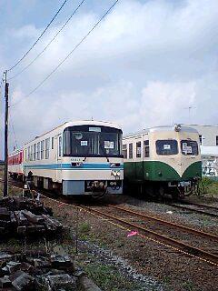 その後の鹿島鉄道